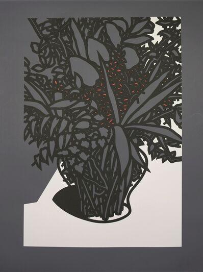 Patrick Caulfield, 'For John Constable (Cristea 47)', 1976
