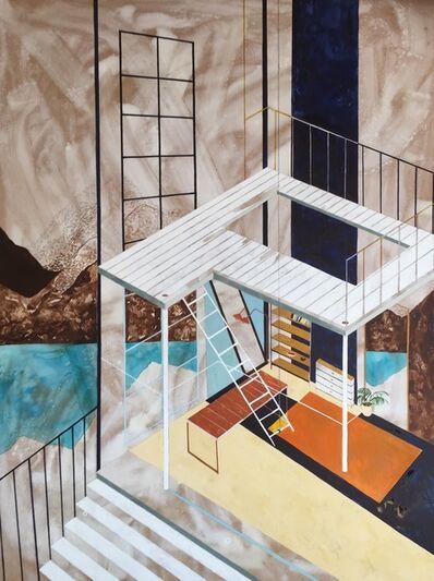 Charlotte Keates, 'Mezzanine View', 2016