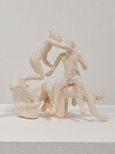 Gwynn Murrill, 'Pyramid 7 (Plaster)', 2011
