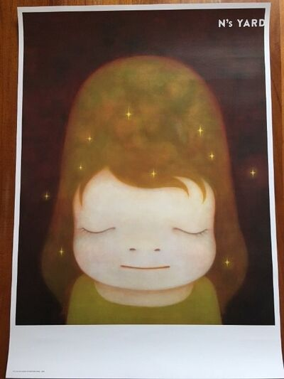 Yoshitomo Nara, 'Little Star Dweller', 2017
