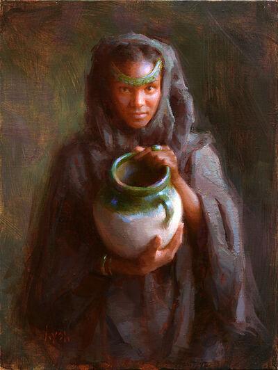 Susan Lyon, 'Buque Esmeralda', 2015