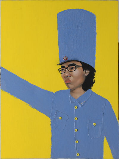 Wong Lip Chin, 'The Revolution Will Not be Artivised (Self-Portrait) ', 2007