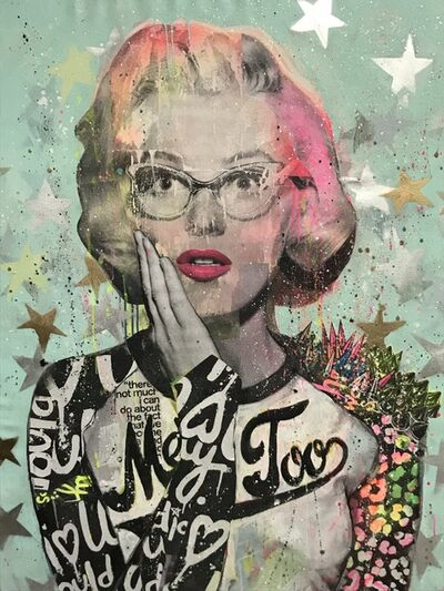 """Holly Suzanne Rader, '""""Me Too Marilyn""""', 2019"""