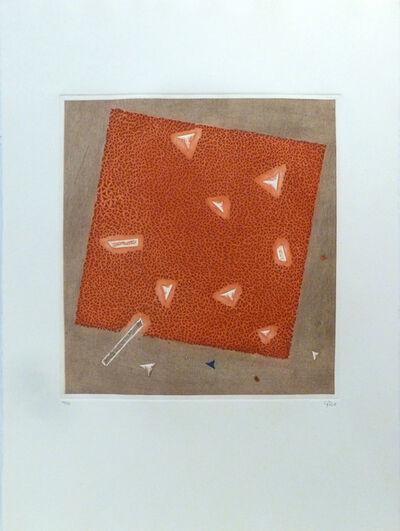 Arthur Luiz Piza, ' Fragment singulier', ca. 1970