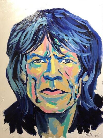 Bradley Theodore, 'Mick Jagger', 2017