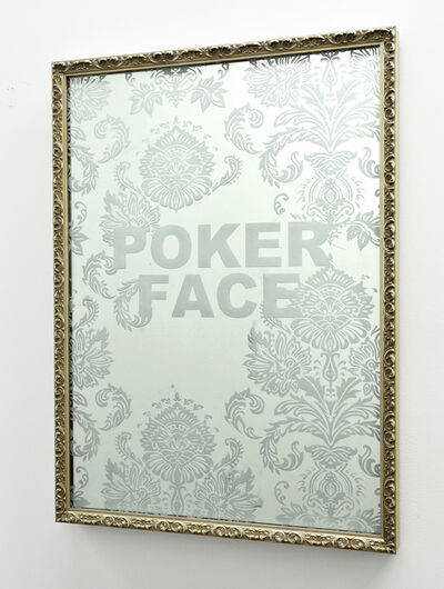 Amanda Manitach, 'Poker Face', 2018