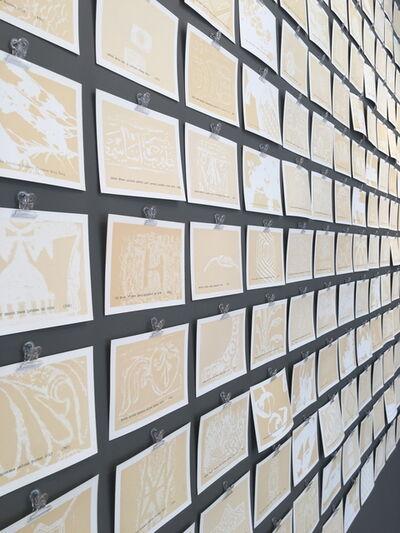 Carol Lee Mei Kuen 李美娟, 'A Postcard Project', 2015