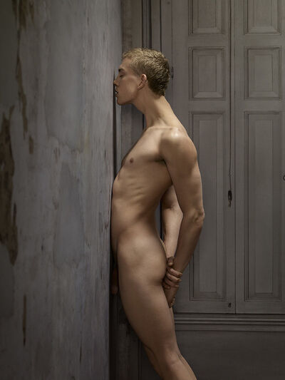 Erwin Olaf, 'Skin Deep_Male nude No. 01', 2015
