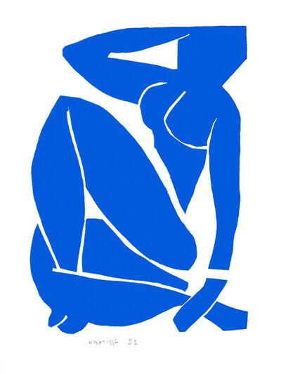 Henri Matisse, 'Nu Bleu III (Blue Nude III)', 2007