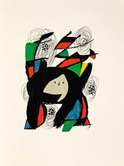 Joan Miró, 'Untitled (La Mélodie Acide, M.1219)', 1980