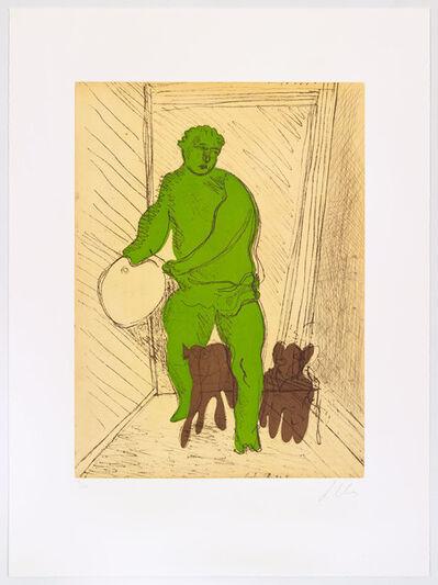 Sandro Chia, 'Green Man', 1994