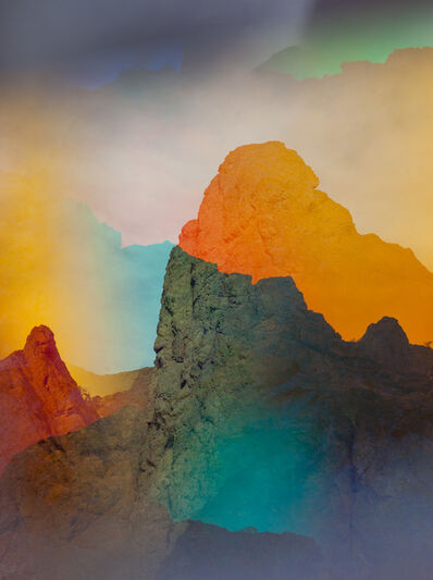Terri Loewenthal, 'Psychscape 600 (Arizona Hot Springs, AZ)', 2018