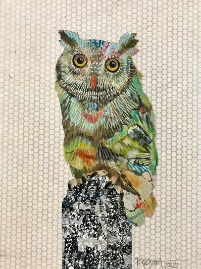 Brenda Bogart, 'Screech Owl #7', 2021