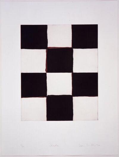 Sean Scully, 'Checker', 1994