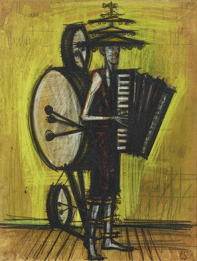 Bernard Buffet, 'L'Homme Orchestre', 1966