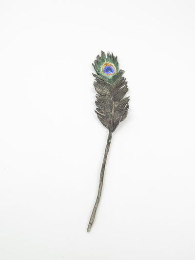Rose Eken, 'Peacock Feather 2', 2019