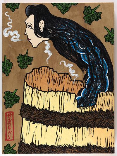 Yukari Sakura, 'The Spirit Woman of the Well', 2017