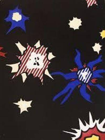 Roy Lichtenstein, 'Hum Bum', Unknown