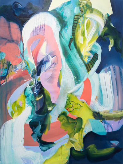 Julia Benz, 'Gedanken Verloren', 2018