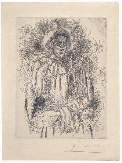 Pablo Picasso, 'Pierrot (Massine en Pierrot)', 1918