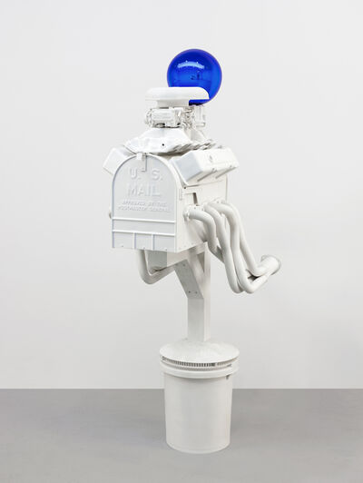 Jeff Koons, 'Gazing Ball (Mailbox)', 2013