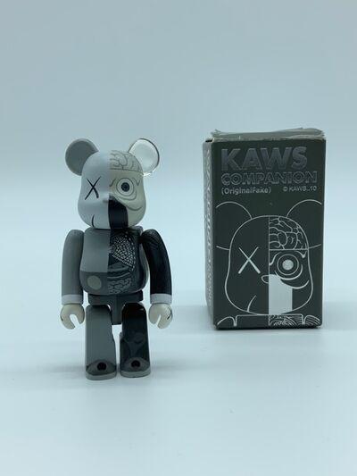KAWS, 'KAWS Dissected Companion 100% (Grey)', 2010