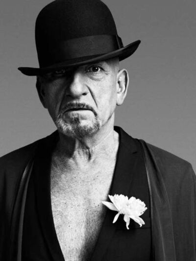 Bryan Guy Adams, 'Sir Ben Kingsley, London 2010', 2010