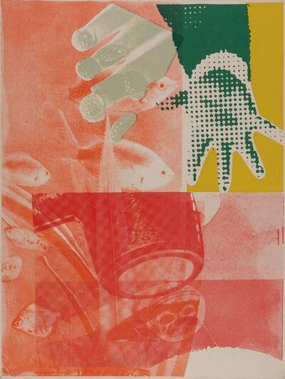 James Rosenquist, 'FOR LOVE (1933-2017) (GEMINI 13)', 1965