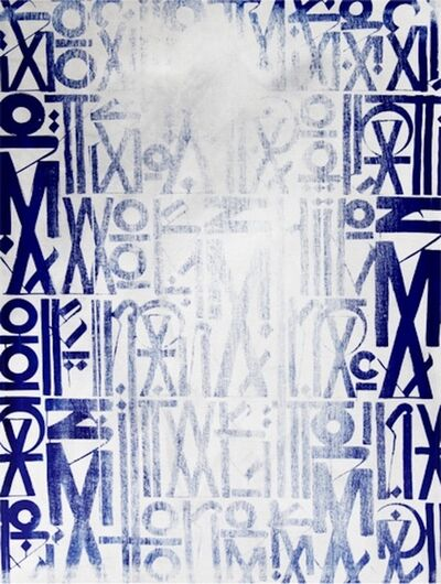 RETNA, 'Secret Societies II ', 2014