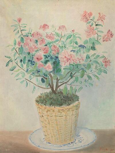 Umberto Lilloni, 'Vaso di fiori', 1955
