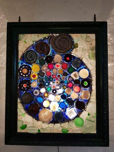 Philip Hardaker, 'Ammonite Plastic Sea', 1995