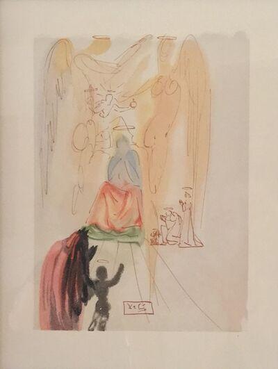 "Salvador Dalí, '""Il Giardino Di Christo""', 1974"