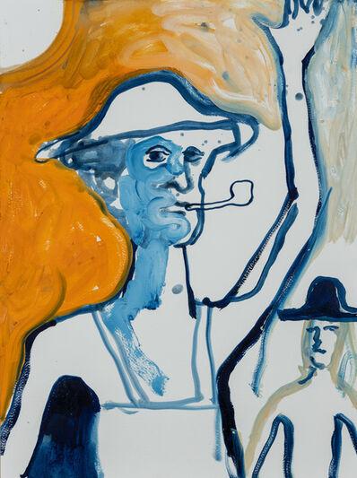 Brian Kokoska, 'Untitled (Amish Man)', 2020