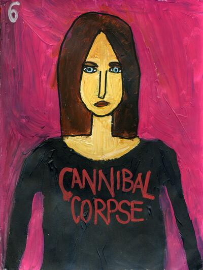 Frode Felipe Schjelderup, 'Cannibal Corpse', 2016