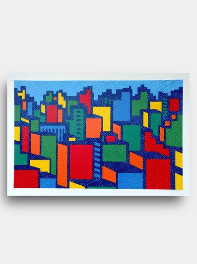 Claudio Tozzi, 'City', ca. 1980 -1990