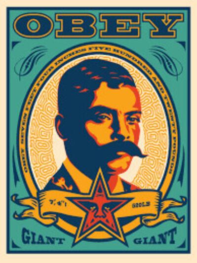 Shepard Fairey, 'Zapata', 2020