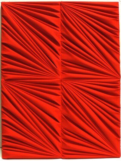 Umberto Mariani, 'Senza titolo - 4-2014 (rouge)', 2014