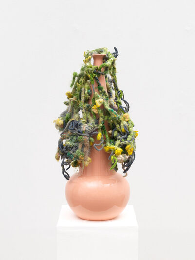 Christian Holstad, 'Vase with flower #2', 2017-2018