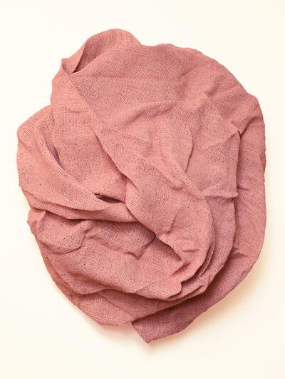 Chloe Hedden, 'Ballet Pink Folds', 2018