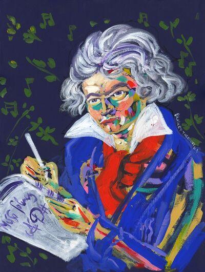 Bradley Theodore, 'Symphony of Beethoven', 2018