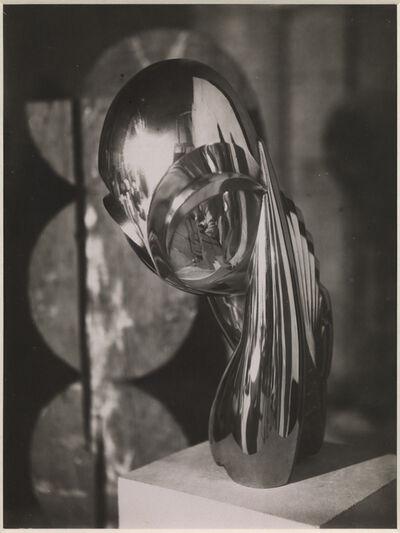 Constantin Brâncuși, 'Mlle Pogany, vue de trois-quarts *', 1920