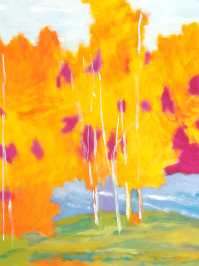 Marshall Noice, 'Six Willows Creek Side', 2021