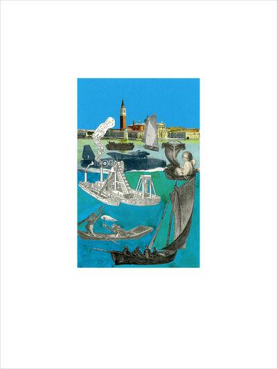 Peter Blake, 'Venice - 'Dredging'', 2009