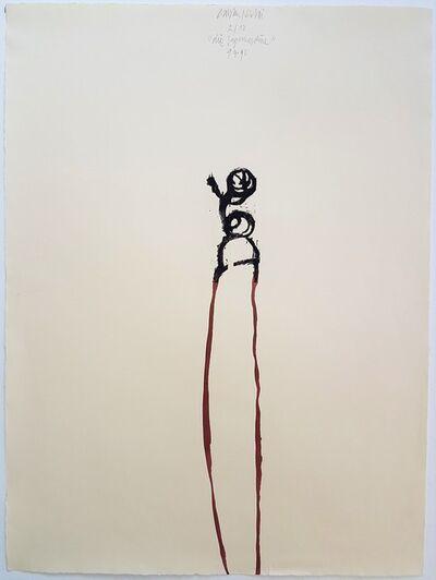 Carsten Nicolai, 'The Saw', 1990