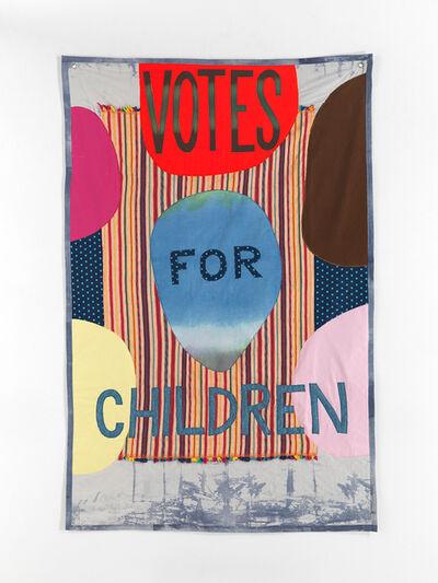 John Isaacs, 'Votes for children', 2016