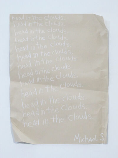 Michael Scoggins, 'Head in the Clouds', 2014