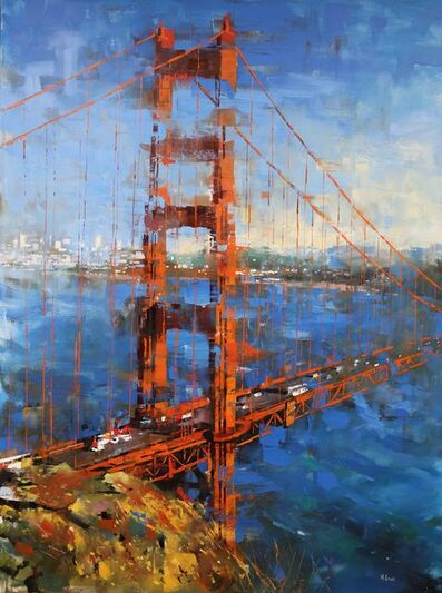 Mark Lague, 'Crossing Golden Gate', 2019