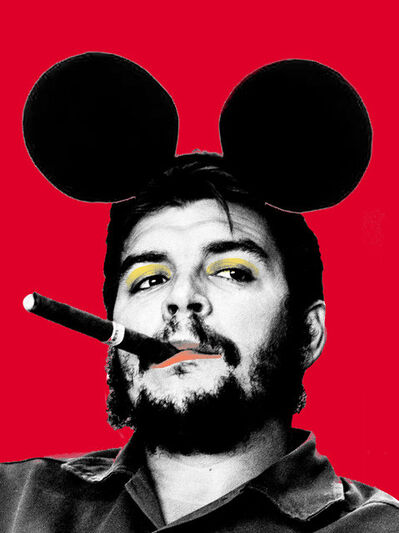 Cartrain, 'I Went To Disneyland And All I Got Was Cigar (Che Red)', 2016