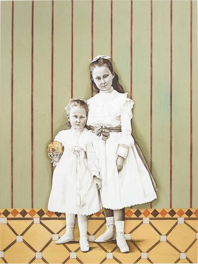 Marianna Gartner, 'Girls in White', 2004