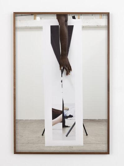 Paul Mpagi Sepuya, 'Mirror Study (_MG_1237_)', 2017